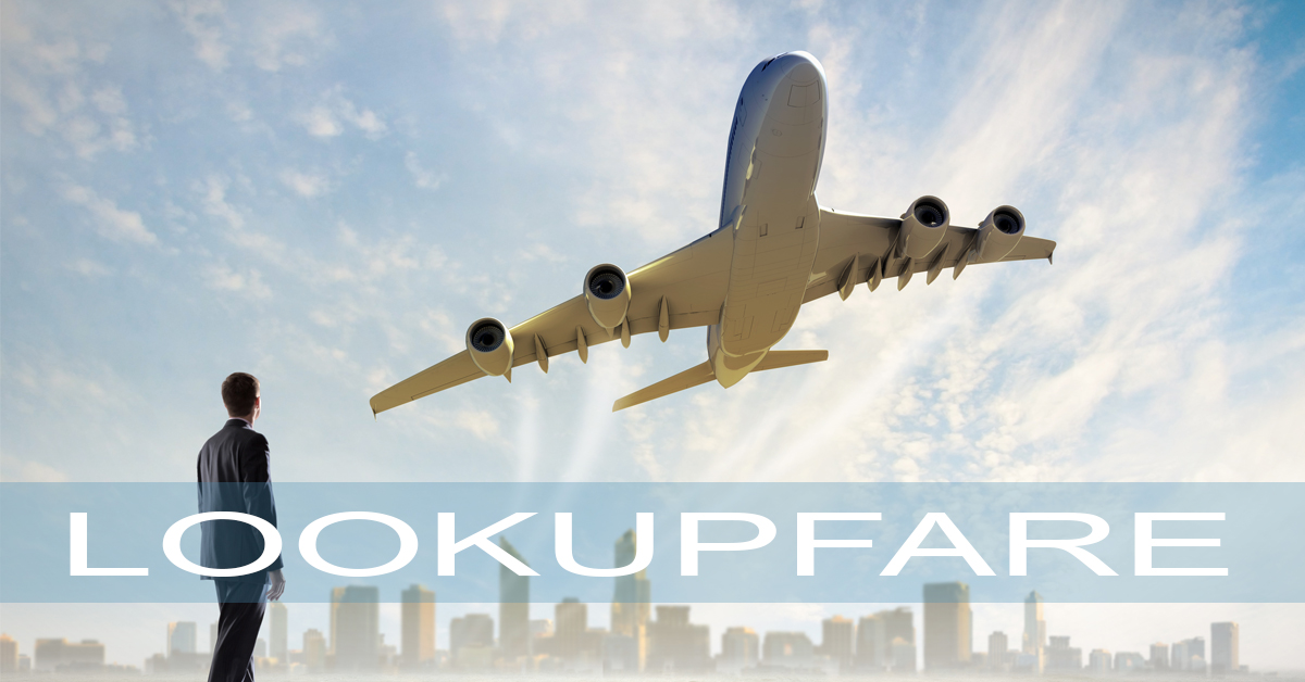 Lookupfare is tagged to be the best online flight booking for Best booking site for flights